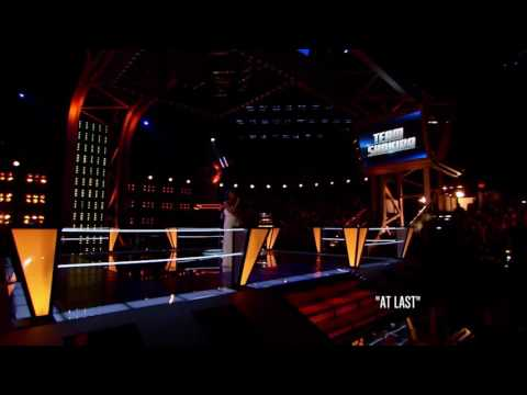 The voice sasha allen vs shawna p knockout