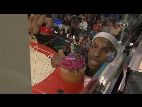 Gerald Green - 2008 NBA Slam Dunk Contest (Runner-Up)