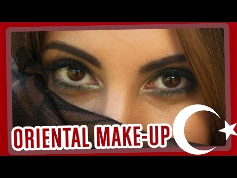 Oriental 1001 Nacht Make-Up by Kisu - Istanbul
