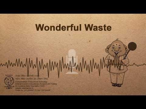 Wonderful Waste - YouTube