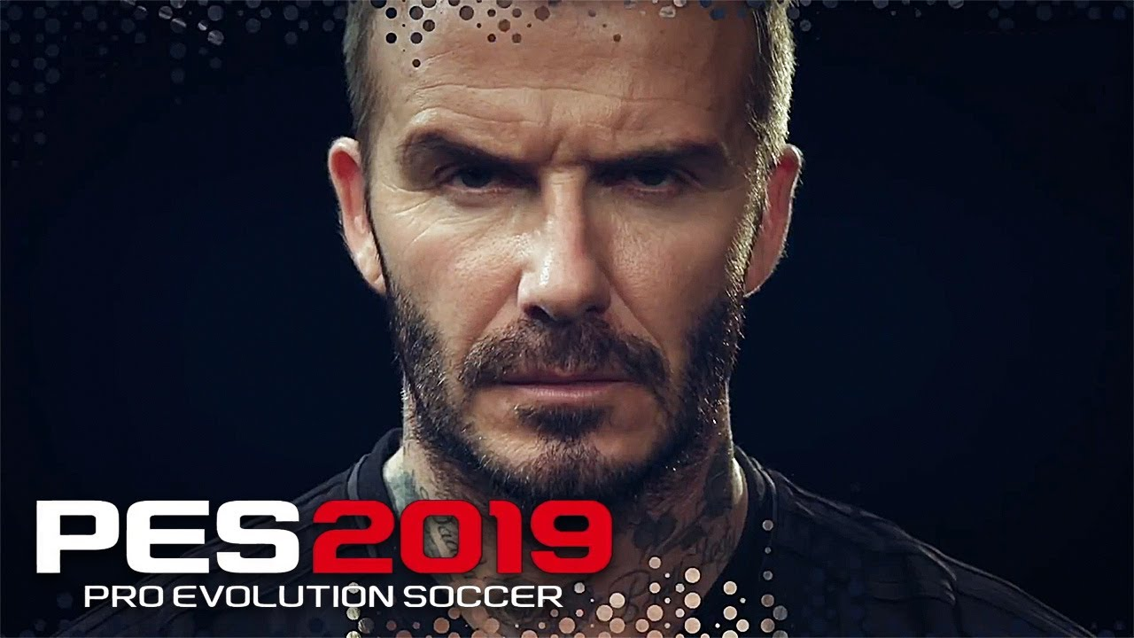 PES 2019 Menu Graphics Per PES 2018 or PES 2017