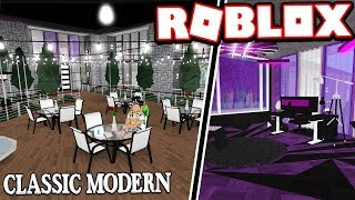 "$2.5 MILLION ""CLASSIC"" MODERN MANSION!!! | Subscriber Tours (Roblox Bloxburg)"