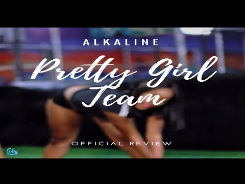 Alkaline - Pretty Girl Team - Official Video Review