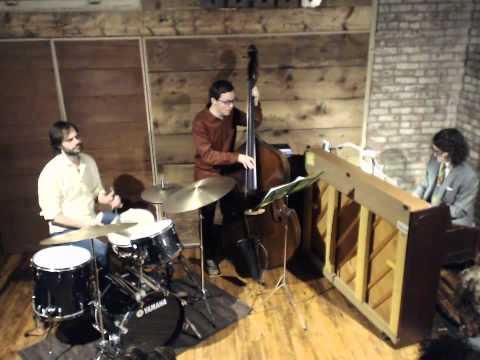 Dan Weiss Trio @SEEDS Residency Day 2