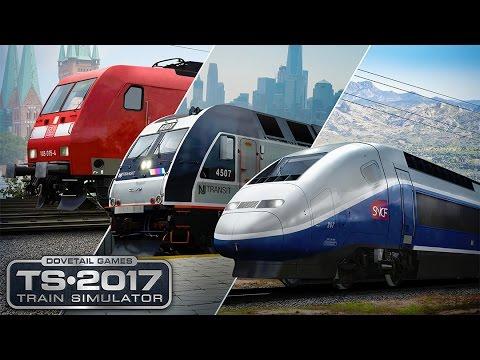 Train Simulator 2017 - Hamburg To Lubeck - Part 1