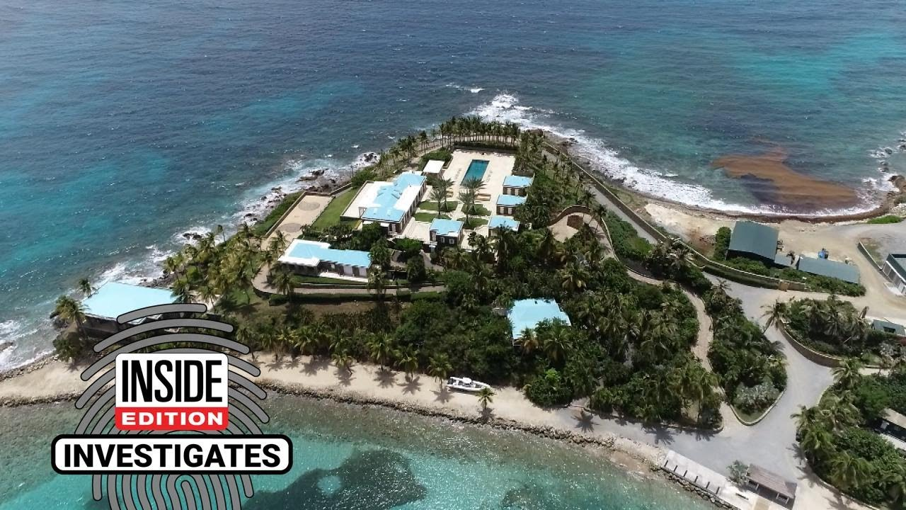 Jeffrey Epstein hosted Bill Clinton on his private island, documents ...