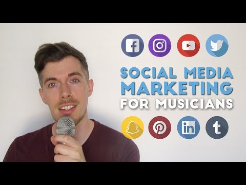 Social Media for Musicians & Bands | 2017 | Music Industry Tips & Advice