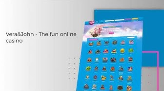 Verajohn Casino - Vera&john bonus codes and freespins