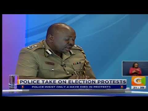 BALLOT 2016: Is police using excessive force to deal with pr