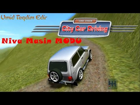 City Car Driving 1.5.1 - Niva Masin MODU