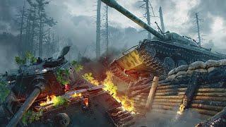 WoT -Топ 300 Клан IMHO_ - желтый спецназ в деле и помойный командир)))