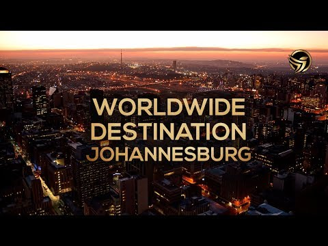 Welcome to Johannesburg - visit for Work and Play by The Travel Worldwide 2017