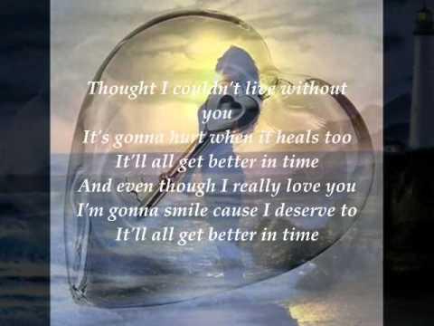 Better In Time WLyrics  Leona Lewis