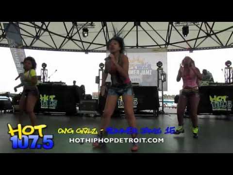 OMG Girlz Performs At Summer Jamz 15