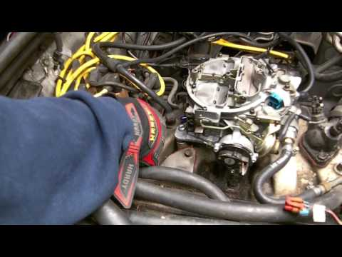 1988 Monte Carlo SS ECM Engine Wiring Harness Overview