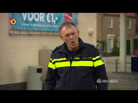 Overval op tankstation Kaatsheuvel