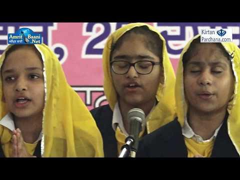 School Students || 25December2017 || Gurudwara Rakab Ganj Sahib || Delhi