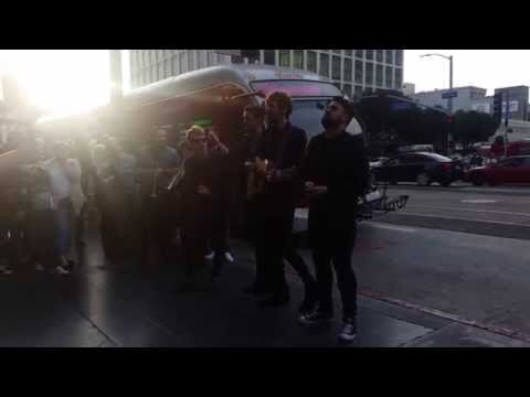 Love Will Set You Free Kodaline Live LA Street Performance