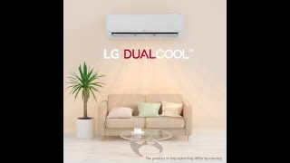LG Hot & Cold Air Conditioners with Dual Inverter Compressor