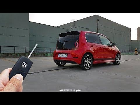 Volkswagen Up! GTI 1.0 TSI 115 TEST Prawie Najmniejszego GTI