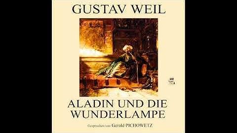 Aladin und die Wunderlampe – Gustav Weil (Hörbuch)