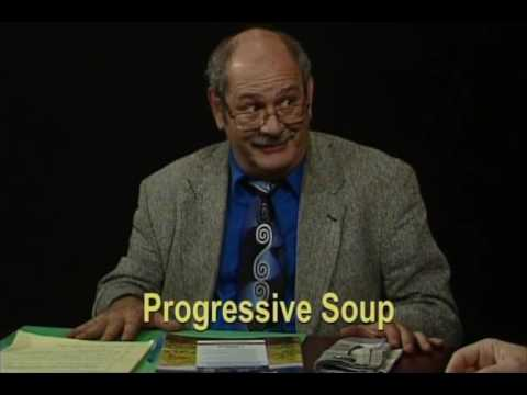 Progressive Soup - November 2nd 2016 - A Conversation with David Lawson (Part 1)
