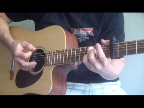 Mumford And Sons Little Lion Man SUPER EASY AND CORRECT Guitar ...