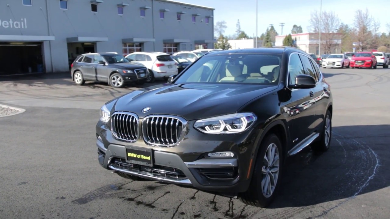 2018 Olive Green Bmw X3 Kendall Bmw Of Bend