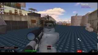 Modern warfare 2 Quick scoping in roblox