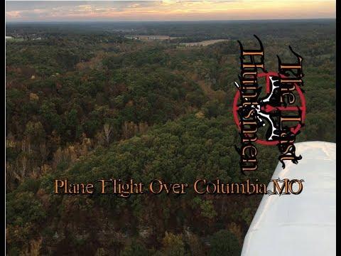 Plane Flight Over Columbia MO