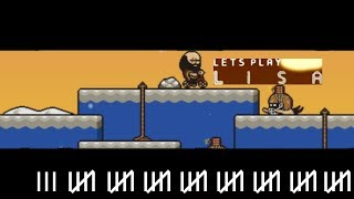 Let#39s Play LISA THE PAINFUL RPG - Part Forty-Three - Snow Dudes