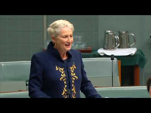 Dr Kerryn Phelps (Ind-Wentworth) - Maiden Speech (Nov 26, 2018)