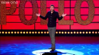 Rhod Gilbert and the Travelling Chef - Live at the Apollo - Series 8 Episode 2 - BBC One