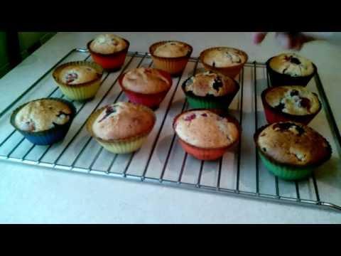 Маффины из Отрубей с Черной Смородиной || Bread & Butter || Хлеб и Выпечка на FOOD TV