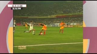 Nostalji Maçlar | Galatasaray 3 - 1 Beşiktaş ( 02.10.1994 )