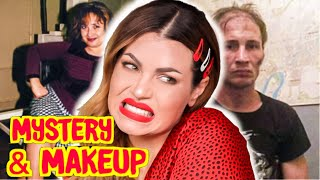 The Cannibal Couple? She drinks, he stinks. Dmitry Baksheev & Natalia | Mystery&Makeup Bailey Sarian
