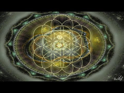 Listen EmRys - Universe Seed - psychill, psybient - HD animated fractals