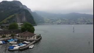 Stansstad | Vierwaldstättersee | Switzerland - June 24, 2017
