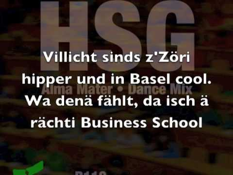 HSG Song Karaoke Version (von B110)