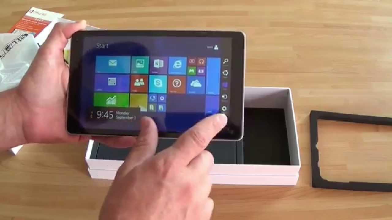 D ballage tablette windows 8 1 cube iwork8 youtube - Comparatif tablette 8 pouces ...