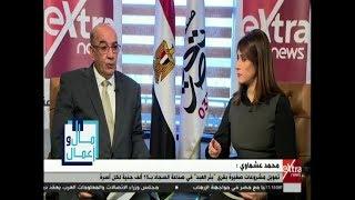 """مال وأعمال   رئيس صندوق """" تحيا مصر"""