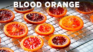 Candied Blood Orange