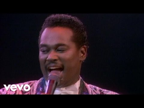 Luther Vandross - She Won't Talk to Me (Video)