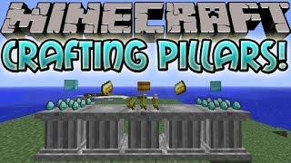 Mod para MINECRAFT¡CRAFTING PILLARS! MOD 1.7.2
