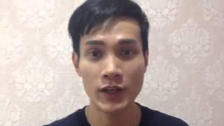 TVB型男何俊軒做眉形矯正的心情剖白(後)