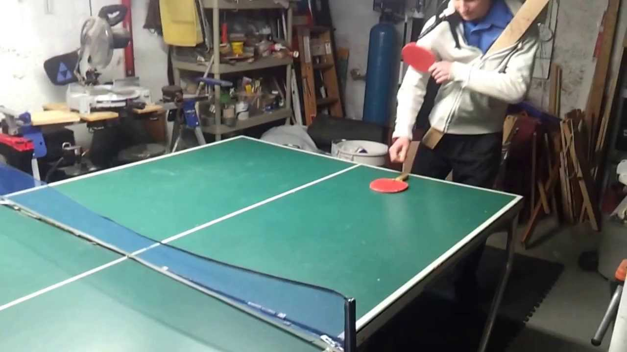 Extreme Ping Pong Funny Extreme Game Of Ping Pong Youtube