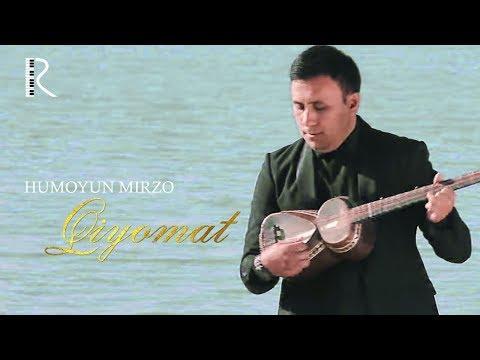 Humoyun Mirzo - Qiyomat | Хумоюн Мирзо - Киёмат #UydaQoling