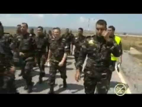FAR-MAROC™ كتيبة الدرك الحربي في كوسوفا
