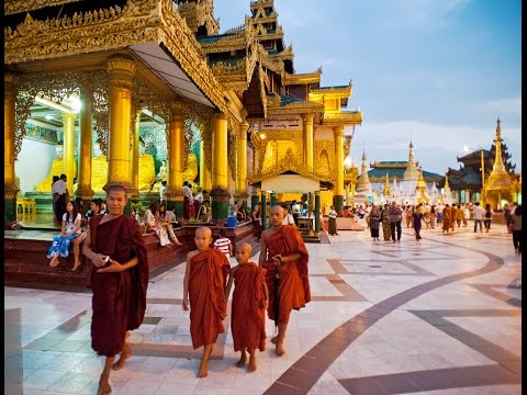 Burma & the Malay Peninsula cruise, departing February 2016