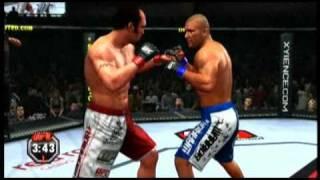 UFC Undisputed 2010 - vídeo análise UOL Jogos